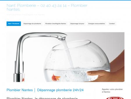 Plombier Nantes  Dépannage plomberie 7/7 ...