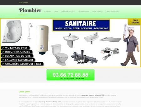Plombier 59170 Croix | Pro tarif plomberie