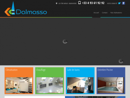 Dalmasso Plombier à Antibes