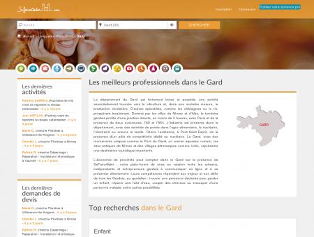 Gard (30) - Annonces de professionnels et...