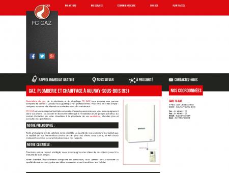 Plombier-chauffagiste  Aulnay-sous-Bois |...