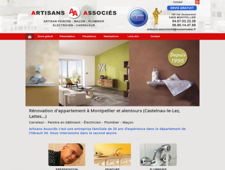 Peintre en batiment Montpellier Plombier...