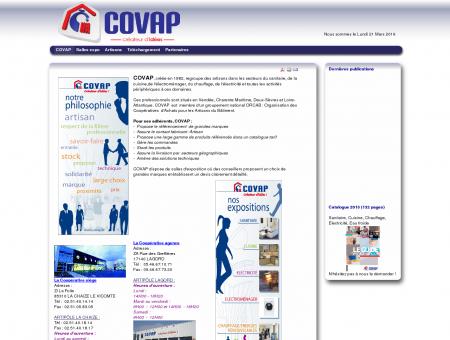 COVAP l' Artisan Plombier Electricien en...