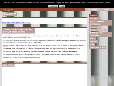 Electricien - Marcel Buecher à Colmar dans le...