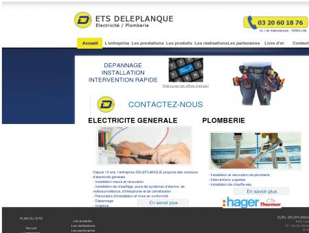 Electricien plombier Lille, Nord Pas de Calais