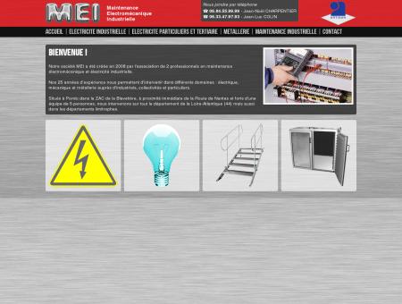 MEI | Maintenance Electromécanique...