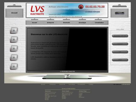 Electricien nice - LVS électricité, domotique et ...