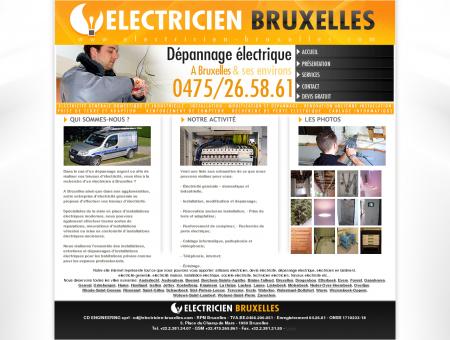 Electricien Bruxelles - Devis electricite,...