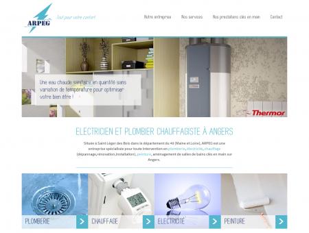 Electricien et plombier chauffagiste à Angers