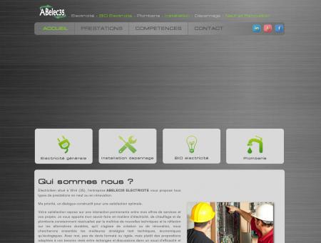 ABELEC35 électricité -Electricien Vitré (35)