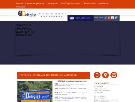Electricien Saint-Didier-sur-Chalaronne -...