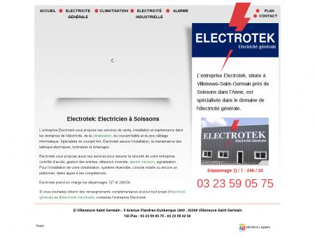 Electricien à Soissons et Villeneuve Saint...