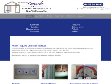 Electricien Plaquiste à Toulouse - Entreprise...