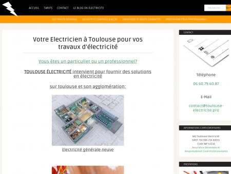 Electricien à Toulouse