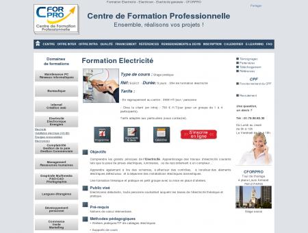 Formation Electricien - Formation Electricien.