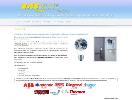Électricien à Mont de Marsan (Landes) -...