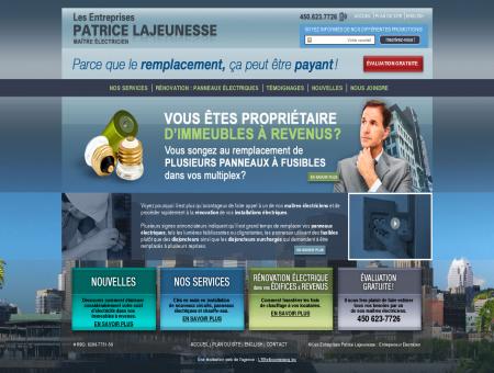 Entrepreneur Électricien | Électricien Montréal