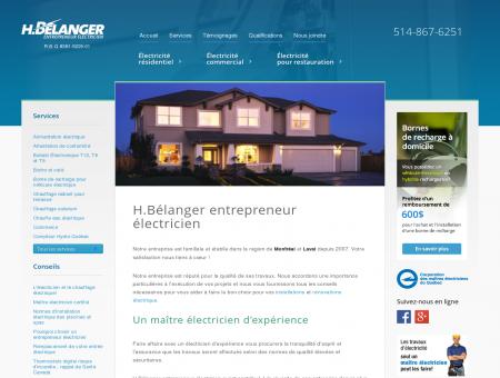 Entrepreneur électricien, Maitre électricien ...