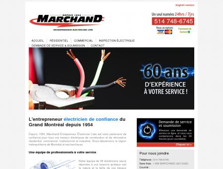 Électricien Montréal | Marchand Entrepreneur...