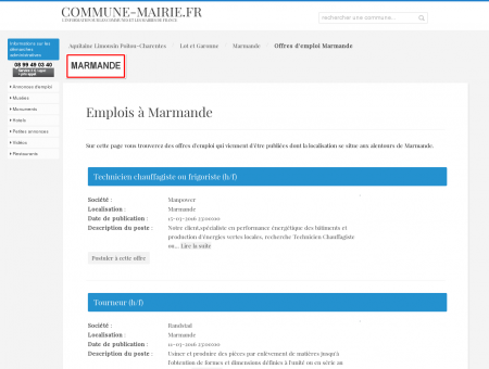 electricien marmande