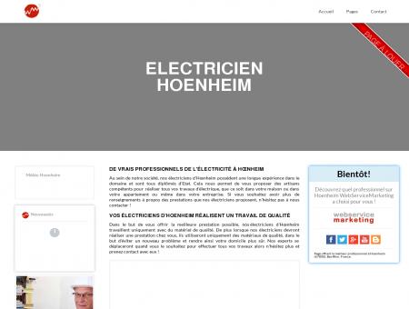 Electricien Hoenheim : Des experts toujours...
