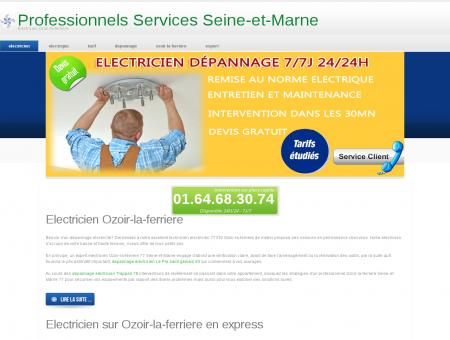 Electricien 77330 Ozoir-la-ferriere | Nicolas...