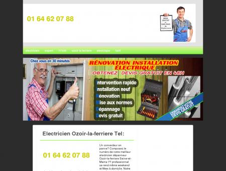 Electricien Ozoir-la-ferriere Numero...