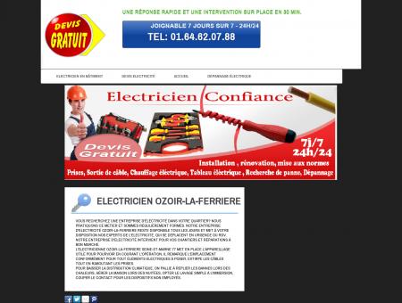 Electricien Ozoir-la-ferriere, 77 - Coco...