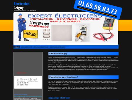Electricien Grigny, 91 | Antoine service de qualité