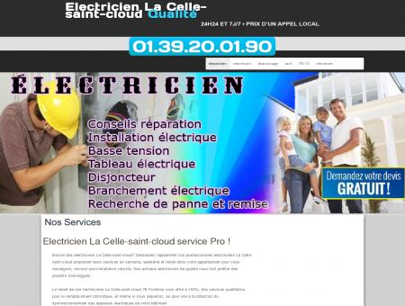 Electricien 78170 La Celle-saint-cloud - Kylian...