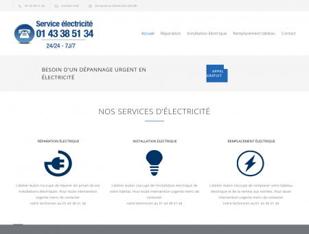 Tel : 01  43 38 51 34 | idf-electricien.com