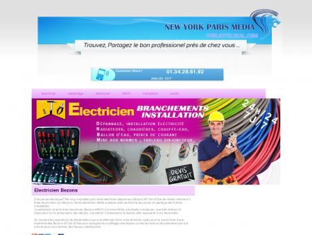 Electricien Bezons - Michel fiable et au tarif...