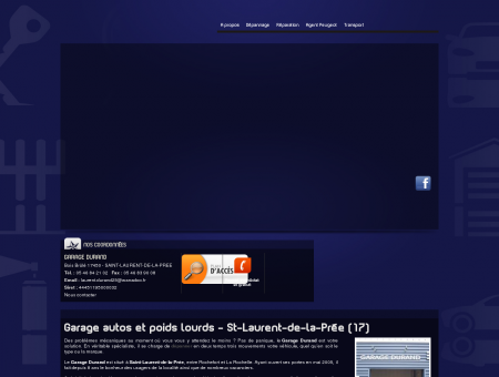 Garage auto  Charente-Maritime(17) |...