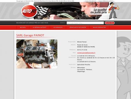 SARL Garage PAINOT - Réseau de garages en...