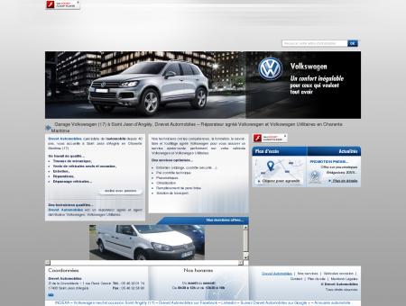 Volkswagen St Jean d'Angély Charente...