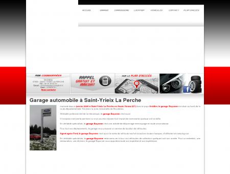 Garage bayonne Saint Yreix - BAYONNE...