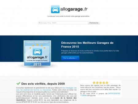 Allogarage ® - le Guide des Garages de France