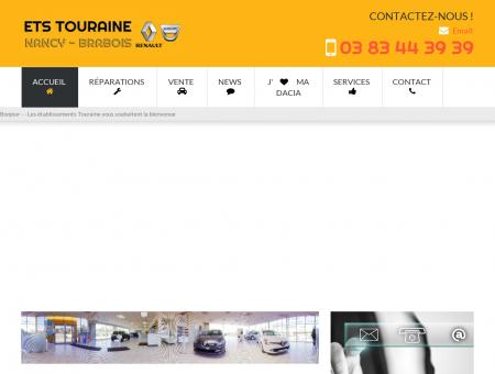 Garages automobiles - Garage de Brabois - Ets...