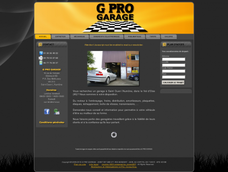 G PRO GARAGE