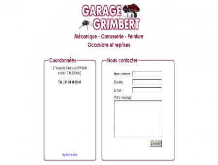 Garage Grimbert - Auto voitures occasions...
