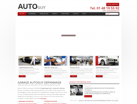 Depannage auto | Rachat de voiture accidentée...