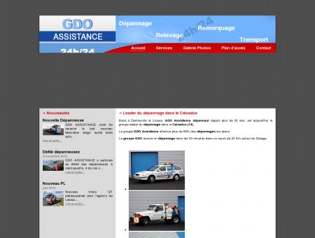 Garage de l'ouest - GDO Assistance est un...