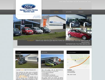 FOUBERT : vente de véhicules neufs FORD et...