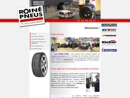 Garages Roiné Pneus - Réparation Automobile...