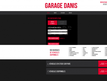 Mandataire auto Corbenay  GARAGE DANIS ...