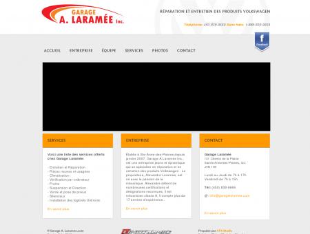 Garage A. Laramée - Réparation et entretien...