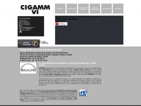 Garage pl Montlucon - CIGAMM VI : pieces...