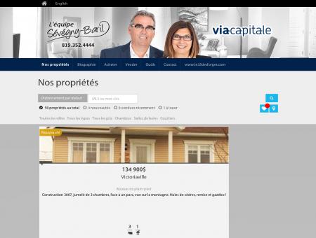 Sylvie Baril | À vendre ou à louer à victoriaville ...