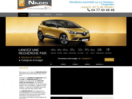GARAGE NACCI - Garage automobile vente de...