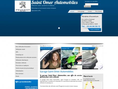 Garage automobile, réparation véhicules Saint...